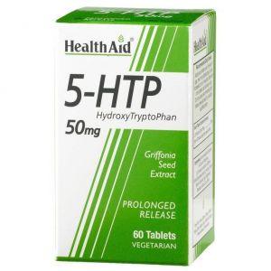 Health Aid TryptoPhan 5-HTP Grifonia, 60 tab