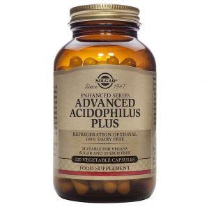 Solgar Advanced Acidophilus Plus,120caps