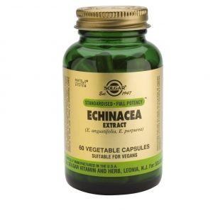 Solgar SFP Echinacea Root & Leaf Extract Εχινάκεια,60caps