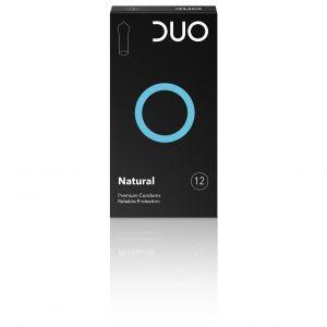 DUO Premium Natural, 12τμχ