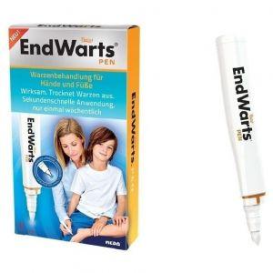 Mylan EndWarts Pen Αποτελεσματικό Τοπικό Διάλυμα σε Στυλό για τη Θεραπεία των Μυρμηγκιών για τα Χέρια & τα Πόδια, 3ml / 30 εφαρμογές