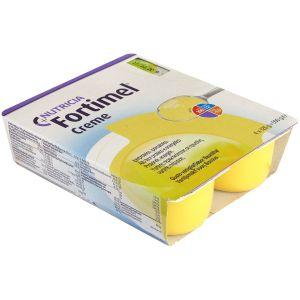 Nutricia Fortimel Creme Vanilla, 4x125gr