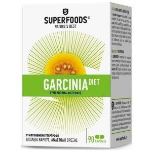 Superfoods Garcinia Diet, Αδυνάτισμα 90caps