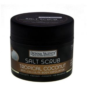 Donna Valente Tropical Dream Body Sea Salt Exfoliator, 600gr