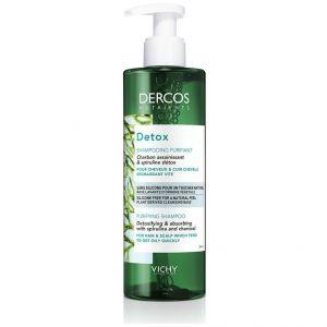 Vichy Dercos Nutrients Detox Shampooing, 250ml