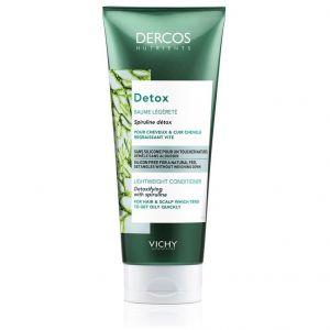 Vichy Dercos Nutrients Lightweight, Ελαφρύ Conditoner για Λιπαρά Μαλλιά, 200ml