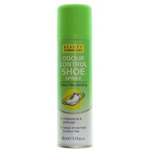 Beauty Formulas Αποσμητικό Spray Παπουτσιών 150ml