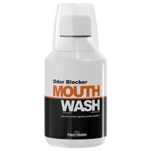 Frezyderm Odor Blocker Mouthwash, 250ml