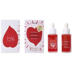 KORRES Wild Rose Διφασικό Booster 15% Βιταμίνη C 30ml