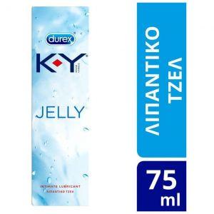 Durex K-Y JELLY Intimate Lubricant Λιπαντικό Τζελ, 75ml
