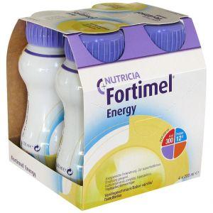 Nutricia Fortimel Energy Βανίλια, 4x200ml