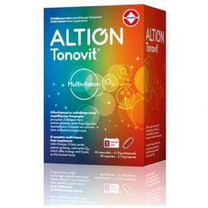Altion Tonovit Multivitamin, 40caps