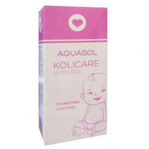 Aquasol Kolicare Προβιοτικές Σταγόνες, 8ml