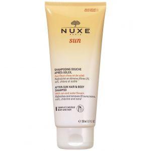 Nuxe Sun Shampooing Douche Apres-Soleil, 200ml