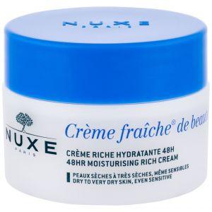 Nuxe Creme Riche Fraiche De Beaute 48hr, 50ml