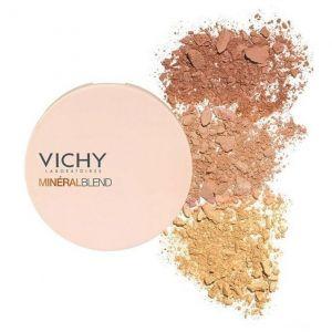 Vichy Mineralblend Healthy Glow Tri-Colour Powder Tan, 9gr