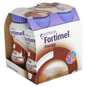 Nutricia Fortimel Energy Σοκολάτα, 4x200ml