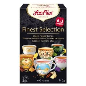 Yogi Tea Finest Selection, 34.2gr