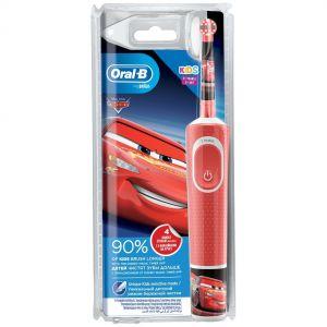 Oral-B Vitality Kids Cars 3+ years, 1τμχ