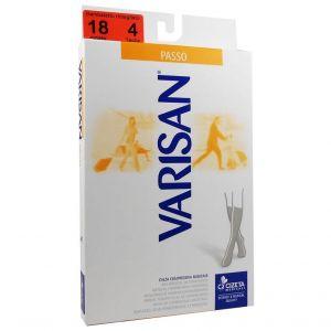 Varisan Passo Seta Κάλτσες Διαβαθμισμένης Συμπίεσης Κάτω Γόνατος 18 mmHg 573 Μπλε Σκούρο No 5 (45-46), 1ζεύγος