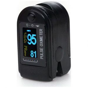 Contec Medical CMS50D Παλμικό Οξύμετρο και Σφυγμόμετρο Μπλε