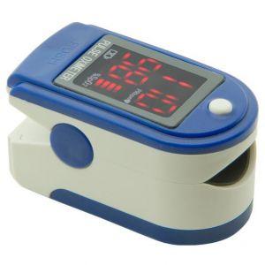 Contec Medical CMS50DL, Παλμικό Οξύμετρο και Σφυγμόμετρο Μπλε