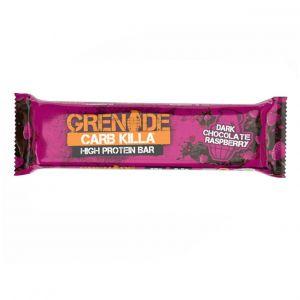 Grenade Carb Killa Μπάρες Υψηλής Πρωτεΐνης Dark Chocolate Raspberry, 60gr