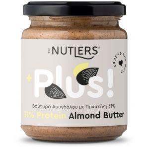 The Nutlers Βούτυρο Αμυγδάλου με Πρωτεΐνη 31%, 250gr