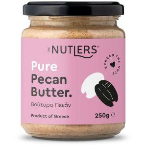 The Nutlers Βούτυρο Pecan, 250gr