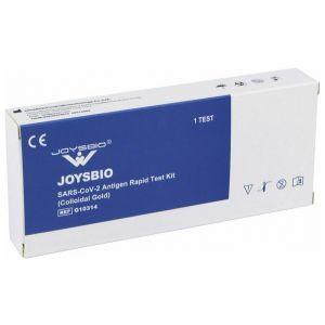 Joysbio Τέστ Ταχείας Αυτοδιάγνωσης Σάλιου (Self Test) COVID-19 Αντιγόνων (Ag), 1 Τμχ