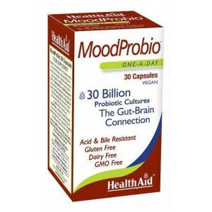 Health Aid Moodprobio, 30aps