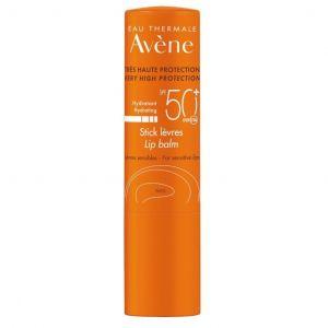 Avene High Protection Hydrating Lip Balm SPF50+, 3gr