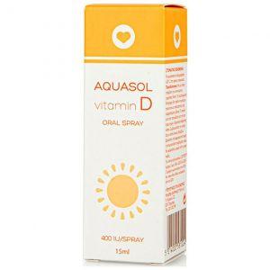 Olvos Science Aquasol Vitamin D Oral Spray, 15ml