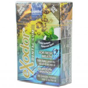 Intermed Exodor Dental Gum Sugar Free, 21gr