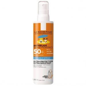 La Roche Posay Anthelios Dermo-Pediatrics Invisible Spray Non-Perfumed SPF50+, 200ml