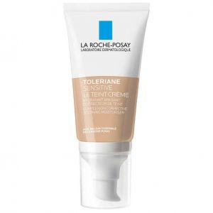 La Roche Posay Toleriane Sensitive Le Teint Creme Soothing Moisturiser Light, 50ml