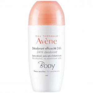 Avene Body Deodorant Efficacite 24h, 50ml