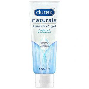 Durex Naturals Gel Hyaluronic, 100ml