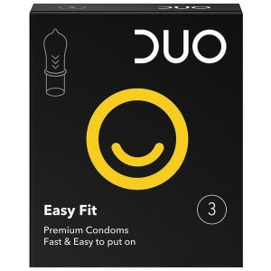 Duo Easy Fit, 3τμχ
