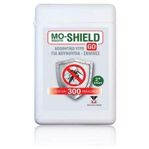 Menarini Mo-Shield Go Αντικουνουπικό Υγρό Για Κουνούπια & Σκνίπες, 17ml