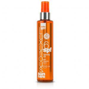 Intermed Luxurious Sun Care Tanning SPF6 Oil, 200 ml