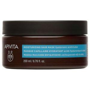 Apivita Moisturizing Hair Mask, 200ml