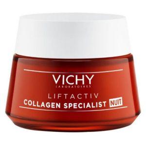 Vichy Liftactiv Collagen Specialist Night, 50ml