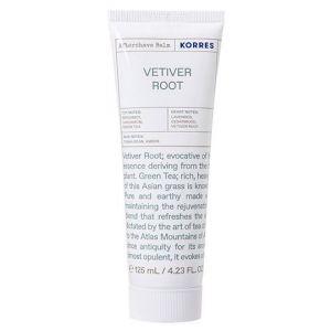 Korres Vetiver Root Aftershave, 125ml