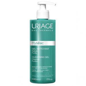 Uriage Hyseac Cleansing Gel, 500ml
