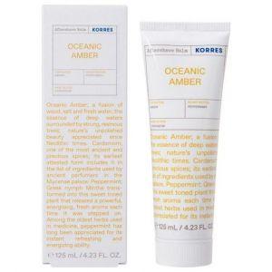 Korres Oceanic Amber Aftershave Balm, 125ml