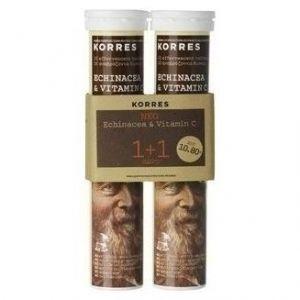 Korres Echinacea & Vitamin C, 2x18eff.tabs