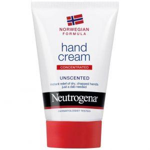 Neutrogena Hand Cream Unscented, 75ml