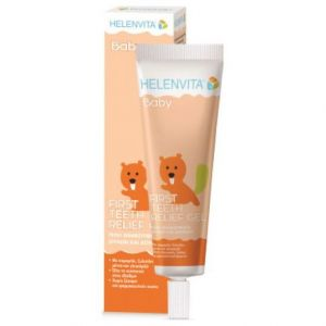 Helenvita Baby Teeth Relief Gel, 30ml
