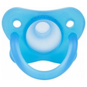 Dr. Brown's Happy Paci Σιλικόνης Blue 0m+, 1τμχ